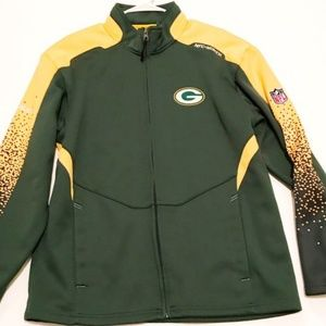 Vintage Green Bay Packers Jacket Size Medium